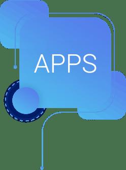 アプリの構築