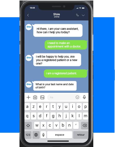 Chatbot per l'Assistenza Sanitaria