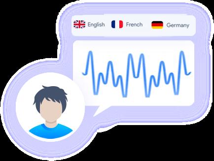 Transcreve automaticamente nomes próprios e formatação específica do contexto