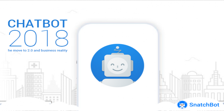 Chatbots in 2018, the backlash, the move to 2.0 and business reality
