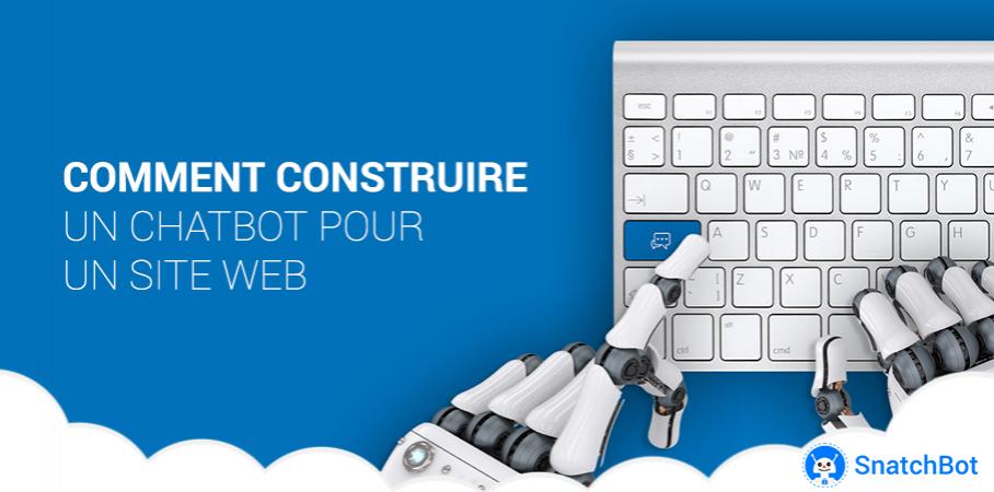Comment construire un chatbot pour un site web